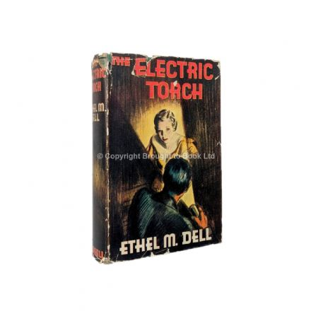 The Electric Torch by Ethel M. Dell First Edition Cassell 1936
